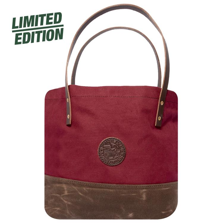 Uptown Series Medium Market Tote Tote Dark Mocha - Duluth Pack