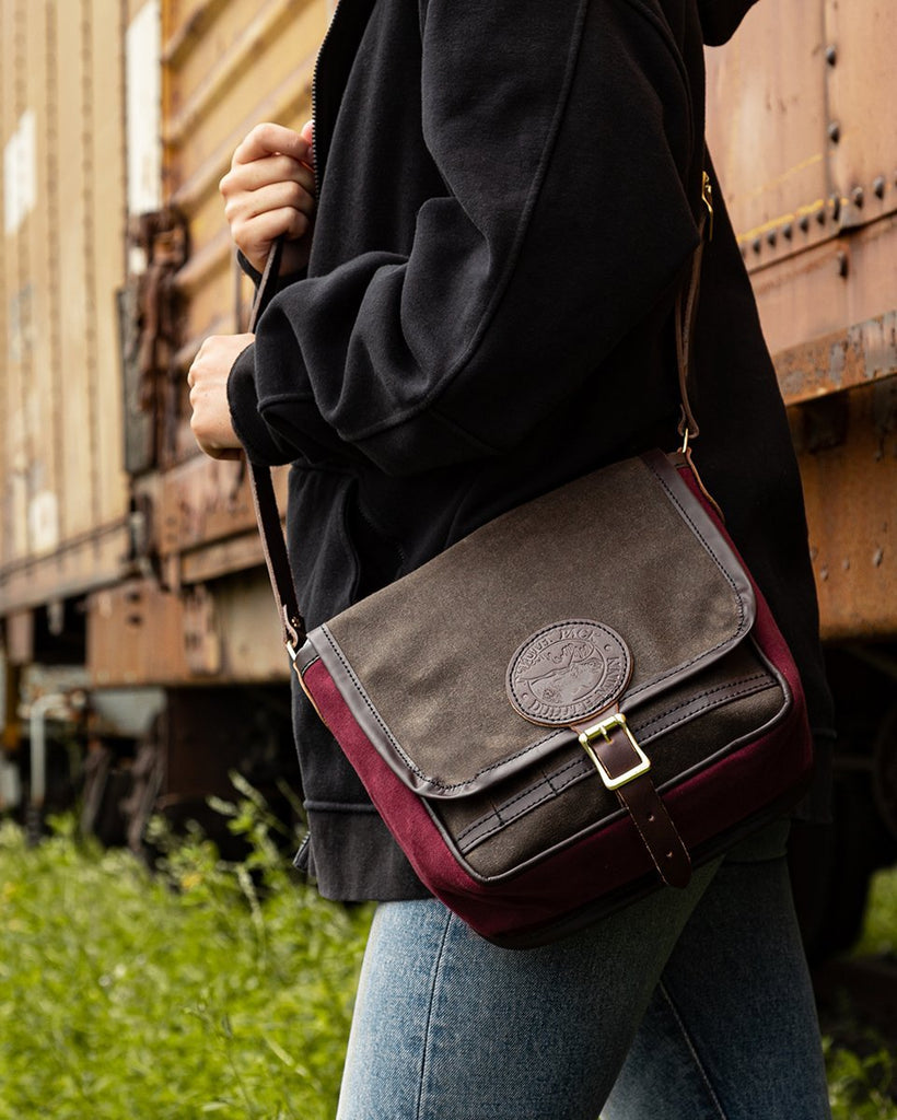 Uptown Series Mini Haversack Purse  - Duluth Pack