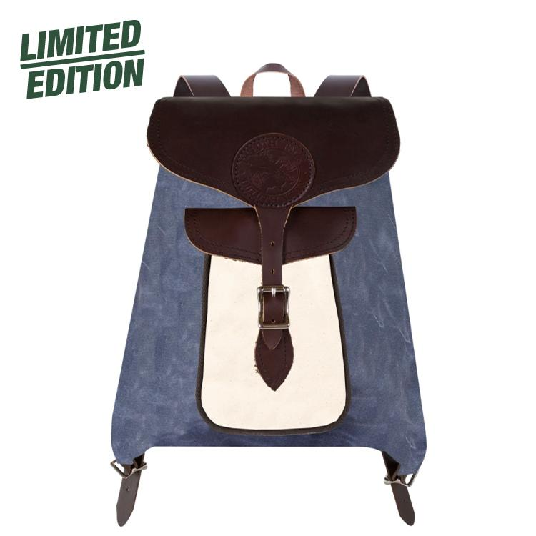 Uptown Series Rucksack Backpack - Final Sale Packs Stormy - Final Sale - Duluth Pack