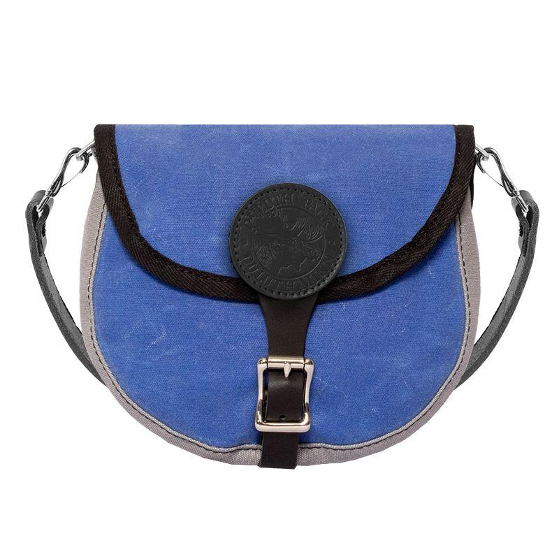 Uptown Series Shell Purse - Final Sale Purse Waxed Blue / Grey - Final Sale - Duluth Pack