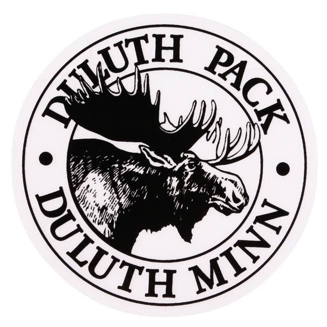Window Cling Activity Black - Duluth Pack