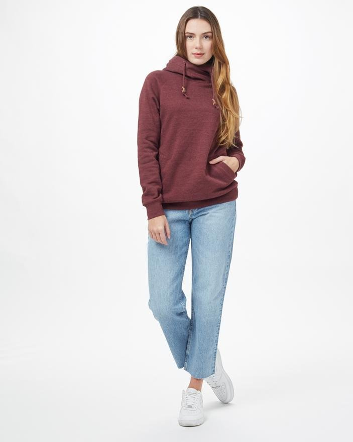 Women's Burney Hoodie Sweatshirt Small - TenTree