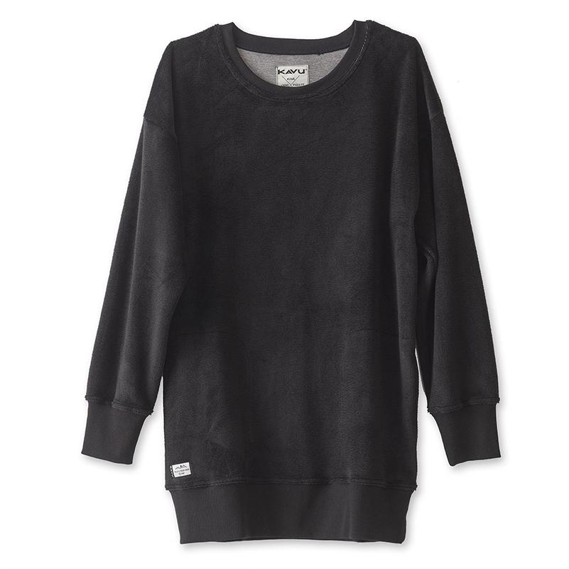 Women's Riverton Sweatshirt Sweatshirt Black / X-Small - Kavu