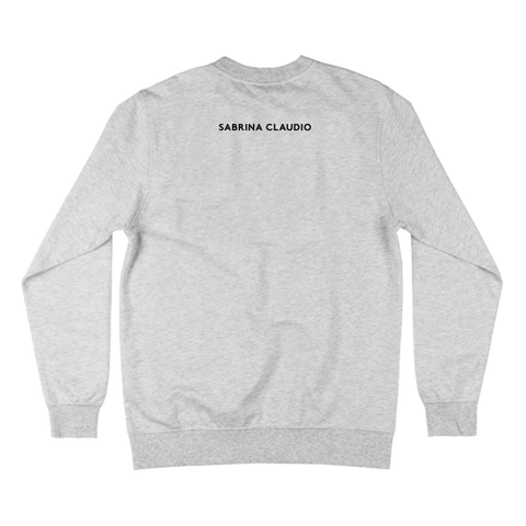 No Flowers Crewneck Fleece