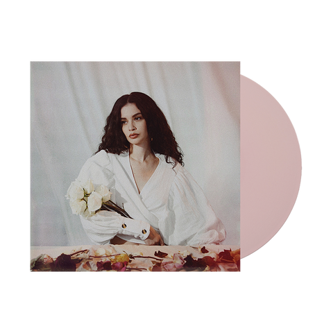 About Time Baby Pink Vinyl