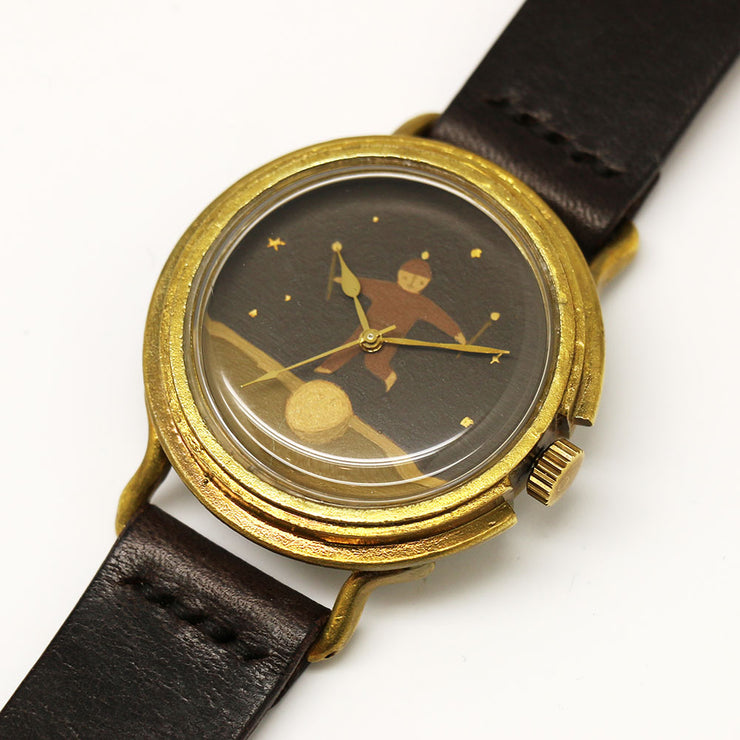 "Chrono Canvas Art Watch | ""The Moon and The Boy"" by Yusaku Munakata × A Story Tokyo"