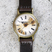 Classic Wristwatch Jumbo (White face)  | Gothic Laboratory | Handmade watches Form Japan original design