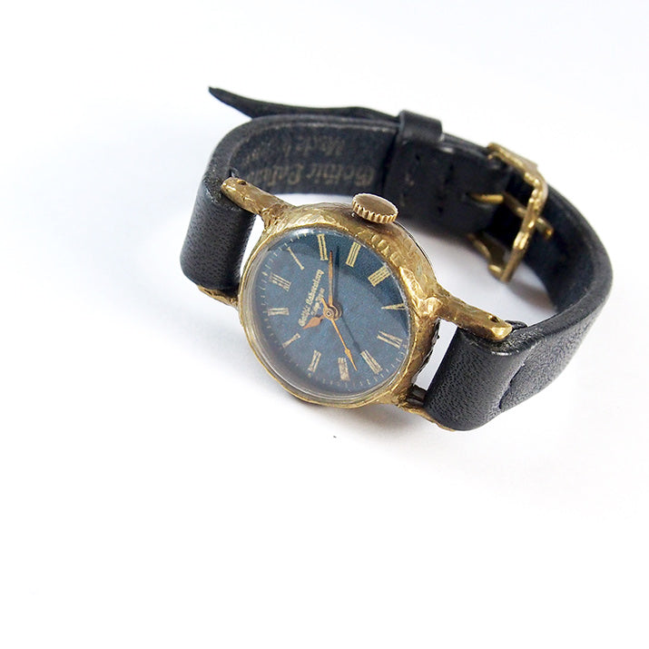 Gothic Laboratory | Classic Wristwatch Shinkai (Blue) | Original Handmade Watches from Japan