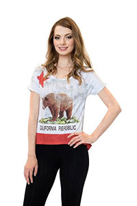California Republic Flag Shirt