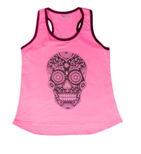Load image into Gallery viewer, BTT-23-SKULL.pink-m