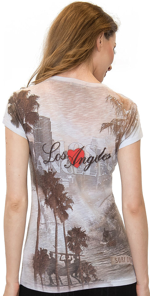 Los Angeles Love Shirt