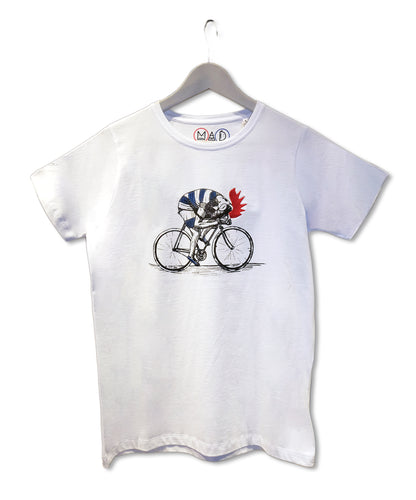 T-Shirts MAD42 GALLO BIKE COLECCIÓN 2019