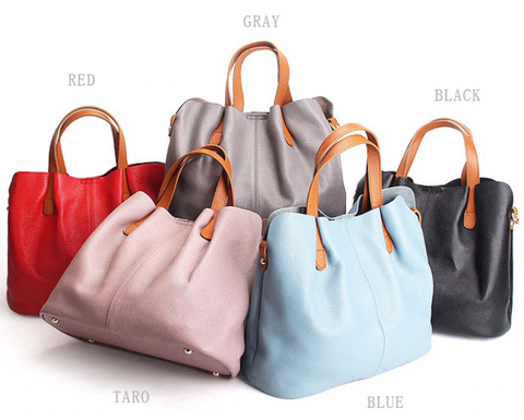 Women's Bags, Leather Bag