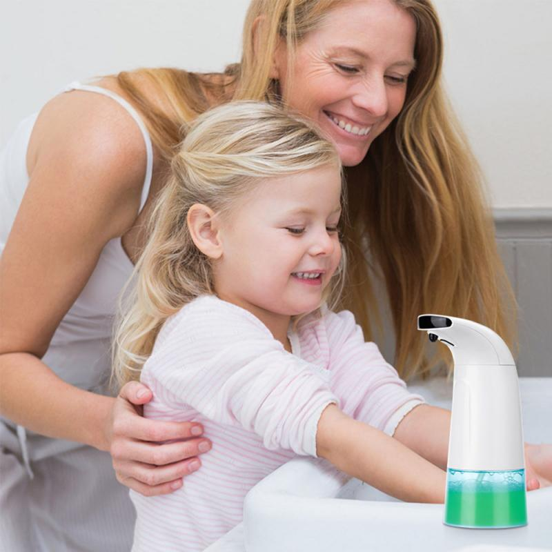 Portable Intelligent Automatic Soap Dispenser