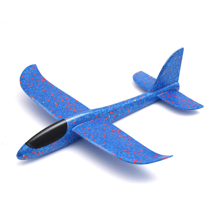 Kids Toy Hand Throw Airplane Flying Glider Planes
