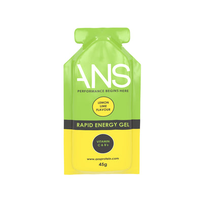 Rapid Energy Gels - Lemon/Lime