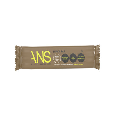 Hazelnut & Raw Cacao Nibs Snack Bar