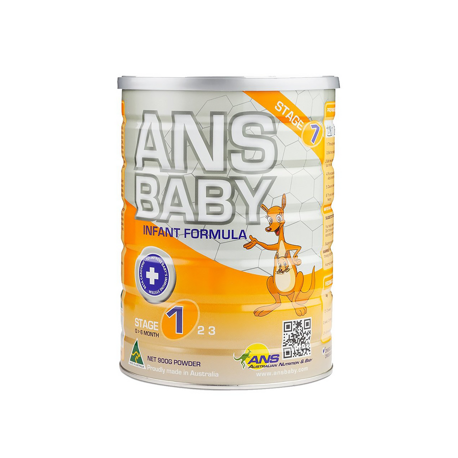 Infant Formula - Stage 2 - Australian Nutrition and Sports