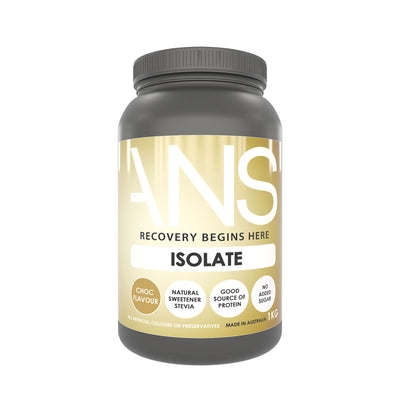 Protein Isolate - Chocolate