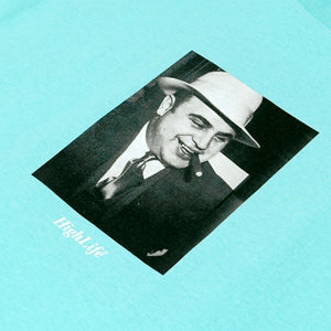HighLife / Al Capone L/S Tee - Mint -