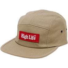 HighLife / BoxLogo Camp Cap - Beige -