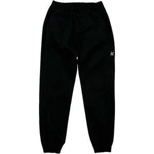 HighLife / SideLine Pocket Cotton Jogger Pants - Black -
