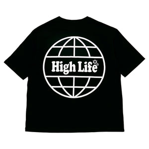 HighLife / International Pocket Tee - Black -