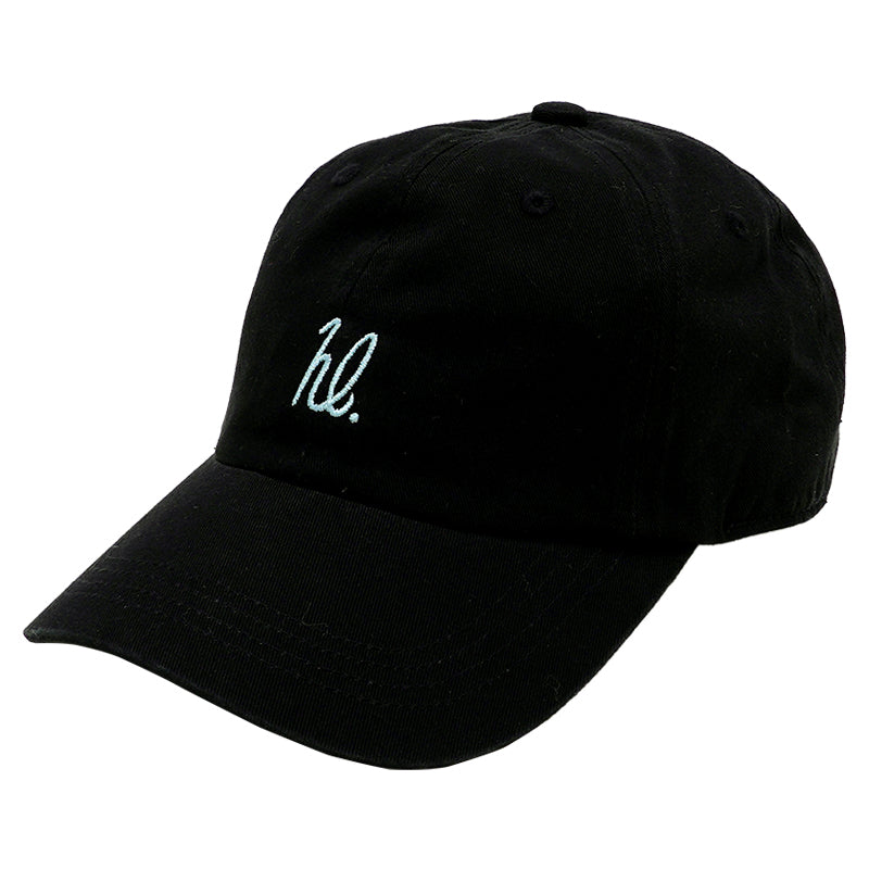 HighLife / hl 6P CurveVisor Cap - Black×Tiffany -