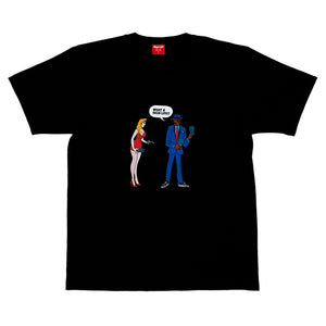 HighLife / What A HighLife Tee - Black -