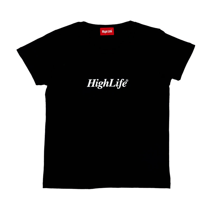 HighLife Ladys / Classic Tee - Black -