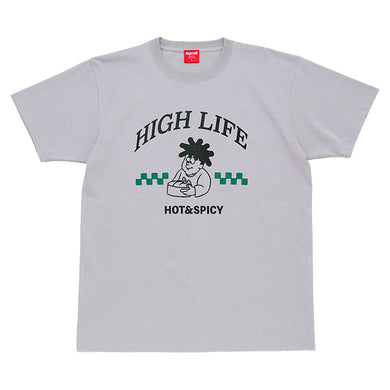 HighLife / Hot&Spicy Tee - Grey -