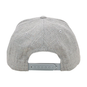 HighLife / hl 6P Snapback Cap - HeaterGrey -