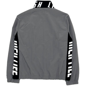 HighLife / Panelled Truck Jackets Top - Grey -