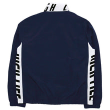 HighLife / Panelled Truck Jackets Top - Navy -