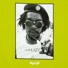 HighLife / Legalize It Tee - Lime -