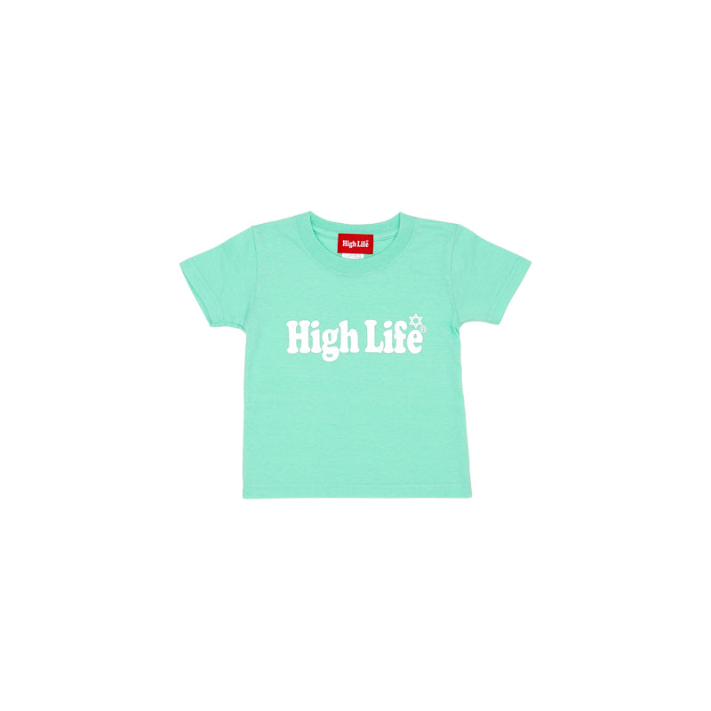 HighLife Kids / Main Logo Tee - Melon -