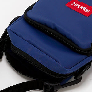HighLife / Shoulder Pouch Bag - Navy -