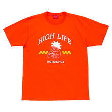 HighLife / Hot&Spicy Tee - Orange -