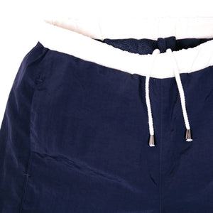 HighLife / Panelled Truck Pants - Navy -