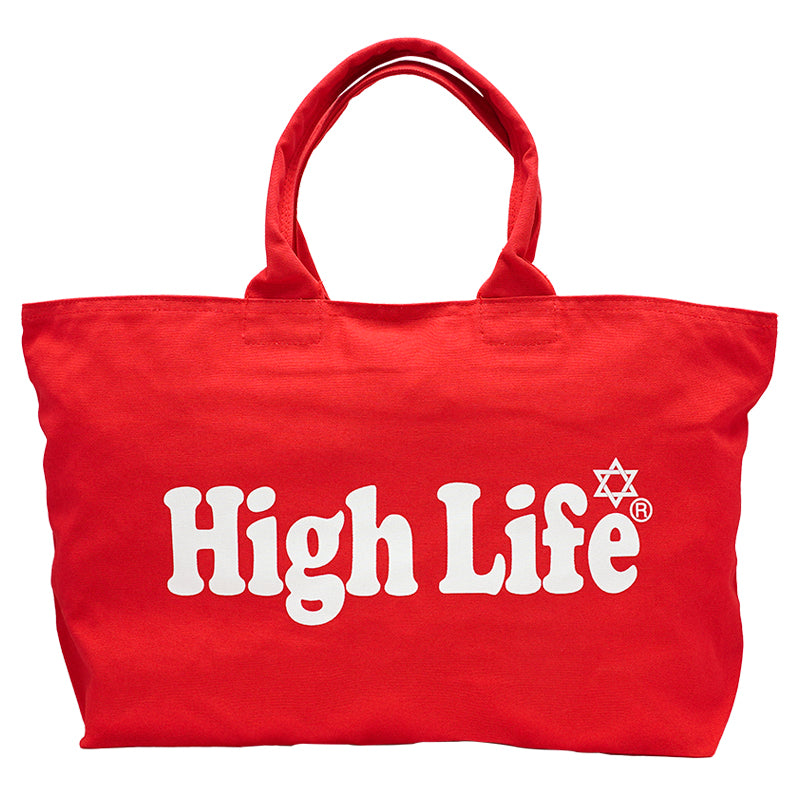 HighLife / Main Logo I Phone Cover - Red -