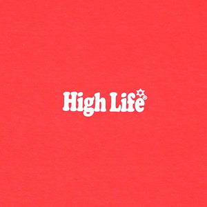 HighLife / hl Tee - SalmonPink -