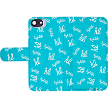 HighLife / hl Monogram I-Phone Cover - Tiffany -