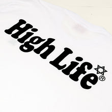 HighLife TEAM Coaches Jacket - White