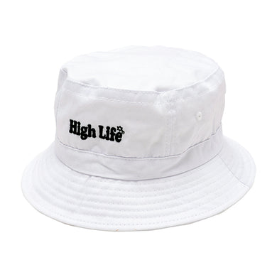 HighLife x Champion / Stoner Dog Tee - White -