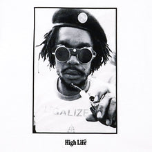 HighLife / Legalize It Tee - White -