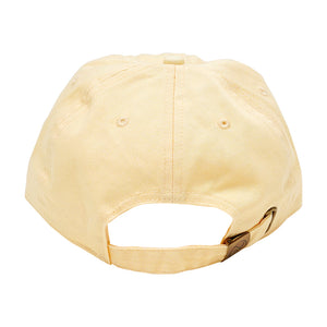 HighLife / Main Logo 6p CurveVisor Cap - Yellow -