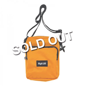 HighLife / Shoulder Pouch Bag - Orange -