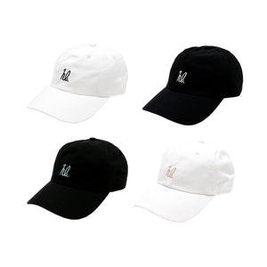 HighLife / hl 6P CurveVisor Cap - Black×White -