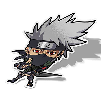 Kakashi Hatake Sticker - BRAVE! Ink Studio