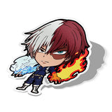 Hero Academia Class 1A Set 01, Sticker Pack, Hero Academia, AJTouch